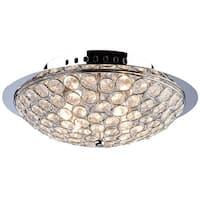 Artcraft Lighting AC10101 Gage Park 4 Light Flush Mount Ceiling Fixture