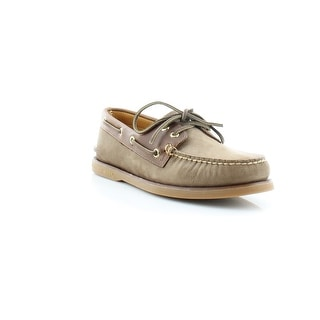 Sperry Top-Sider Gold Cup A/O Camino Men's Casual Barley/Tan