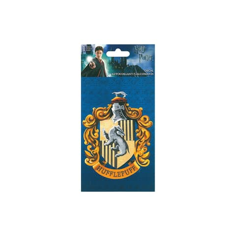 Dc7067 sandylion wb hpotter decal hufflepuff