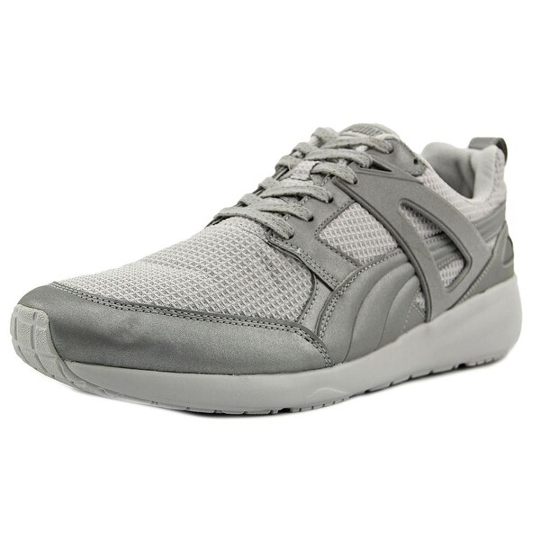 Puma Arial Reflective Round Toe Synthetic Sneakers