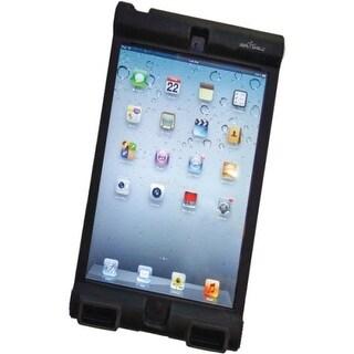 """Seal Shield SBUMPERIM Seal Shield Bumper Case iPad Mini - Antimicrobial Product Protection - iPad mini - Black - Silicone"""