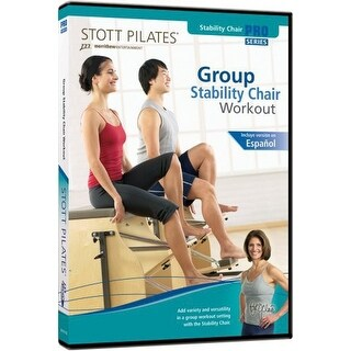Stott Pilates: Group Stability Chair [DVD]