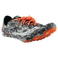 Saucony Mens S29026 Black Running Shoes Size 11