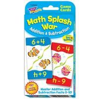 Math Splash War Addition &