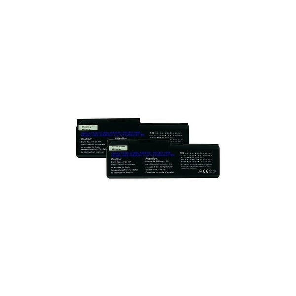 Battery for Toshiba PA3536U-1BRS (2-Pack) Laptop Battery