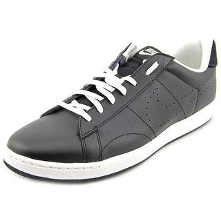 Nike Tennis Classic Ultra LTHR Men Round Toe Leather Black Sneakers