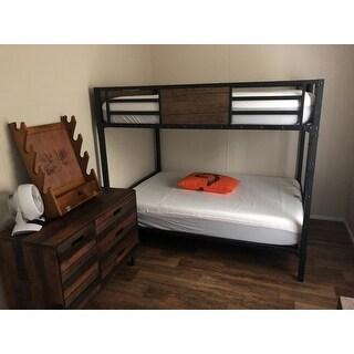 Furniture Of America Markain Metal Bunk Bed