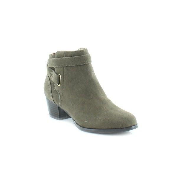 Giani Bernini Oleesia Women's Boots Army - 5