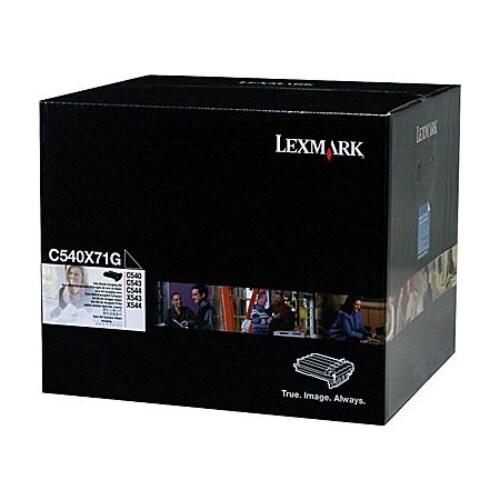 Lexmark Printer Imaging Unit - Black C540X71G Printer Imaging Unit - Black