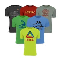 Reebok Men's Mystery T-Shirts 3-Pack - Assorted