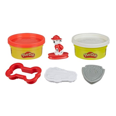 Play-Doh Mysteries Paw Patrol Surprise Toy With 6 Surprise Toys
