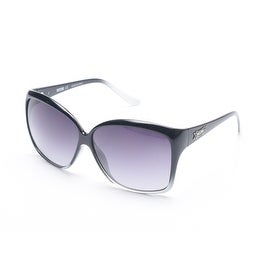 Moschino Women's  Oversized Frame Sunglasses Black - Small