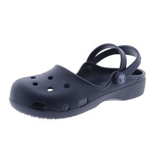 Crocs Girls Karin Lightweight Clogs