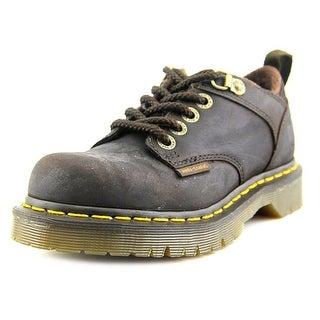 Dr. Martens Air Wair Ashridge Round Toe Leather Work Shoe