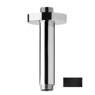 """Mirabelle MIRRSC40 4"""" Shower Arm and Wall Flange"""