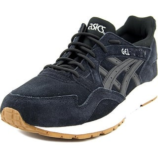 Asics Gel-Lyte V Men Round Toe Suede Black Running Shoe