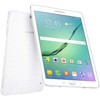 "Samsung Galaxy Tab S2 SM-T813 Tablet - 9.7"" - 3 GB Octa-core (8 (Refurbished)"