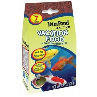 Tetra Pond 3.45 Oz Pond Vacation Food 16477 - Pack of 12