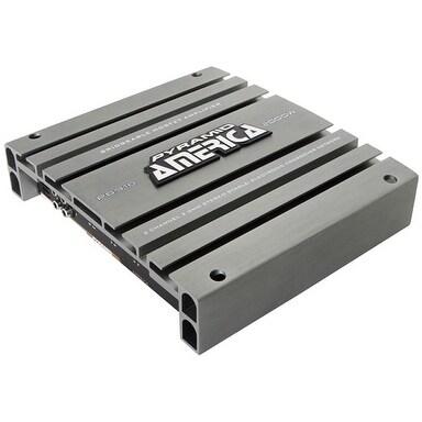 2000 Watt 2 Channel Bridgeable Mosfet Amplifier