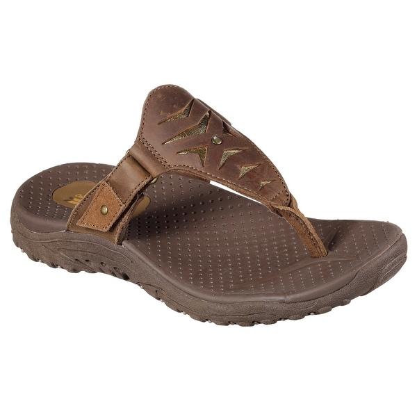 Skechers 40877 DSCH Women's REGGAE-SUNSHINE Sandal