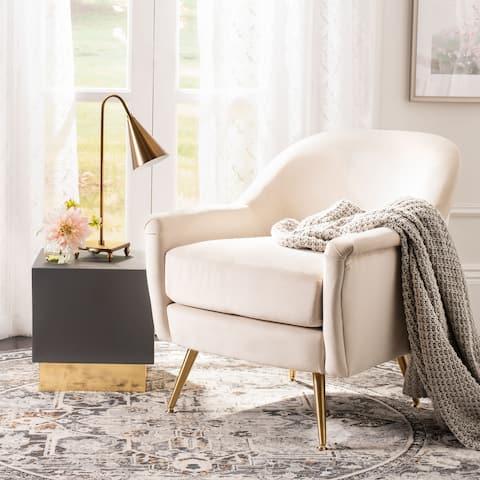 SAFAVIEH Brienne Mid-century Arm Chair
