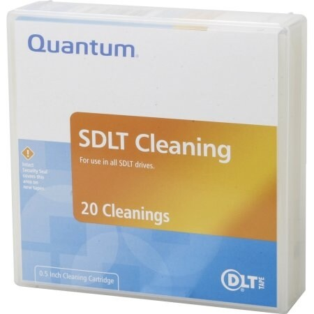 Quantum - Quantum Cleaning Cartridge, Sdlt/Dlt-S4 Cleaningtape.