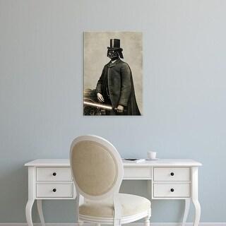 Easy Art Prints Terry Fan's 'Lord Vadersworth' Premium Canvas Art