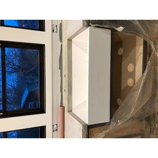 VIGO White 36-inch Matte Stone Farmhouse Kitchen Sink