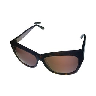 Harley Davidson Sunglass Modified Plastic Modified Square Tortoise HDX 838 TO- - Medium
