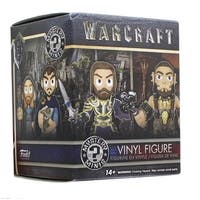 Warcraft Movie Blind Packaging Mini, One Random Figure - multi
