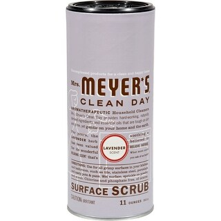 Mrs. Meyer's Surface Scrub - Lavender - Case of 6 - 11 oz