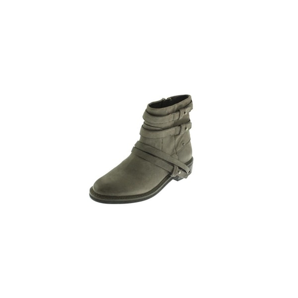 Dolce Vita Womens Kiera Riding Boots Leather Ankle
