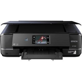 Epson Expression Photo XP-960 Printer Small-in-One Photo Printer
