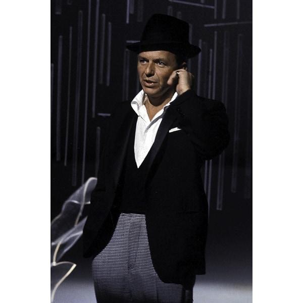 8837be044 Frank Sinatra Photo Print
