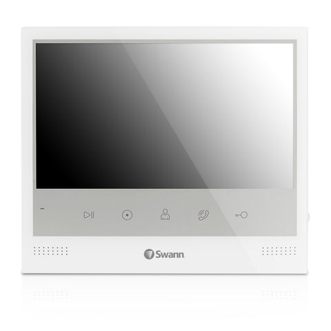 """Expandable Intercom & Video Doorphone with 7"""" LCD"""