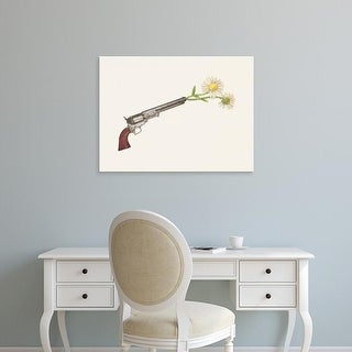 Easy Art Prints Terry Fan's 'Peacemaker' Premium Canvas Art