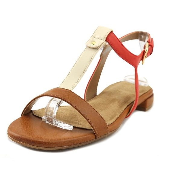 Aerosoles Buckle Down Women Open Toe Leather Multi Color Sandals