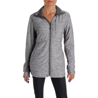 The North Face Womens Pseudio Soft Shell Jacket Winter Coat - l