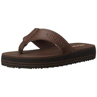 Sperry Boys Goby Thong Sandals Solid