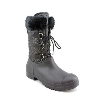 Dirty Laundry Pathways Women Round Toe Canvas Winter Boot