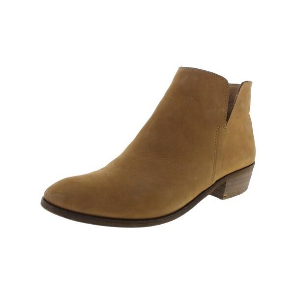 Splendid Womens Hamptyn Ankle Boots Solid Bootie