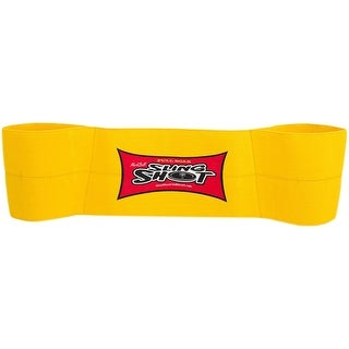 Sling Shot Full Boar Level 3 Elastic Weight Lifting Training Support - Yellow