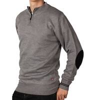 Ecko Unltd. Young Men's Marled 1/4 Zip Sweater