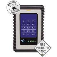 Data Locker 3 Fe (Fips Edition) - Hard Drive - 1 Tb - Usb 3.0, Silver (Fe1000)