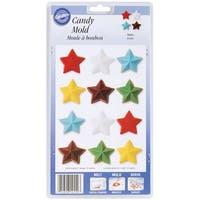 Candy Mold-Stars 12 Cavity