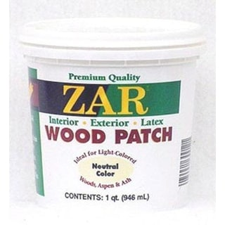 Zar 30912 Neural Color Wood Patch, 1 quart