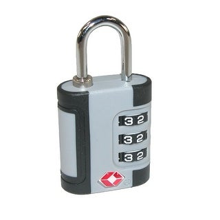 Enroute Easy to Read Luggage Combination Lock - One size