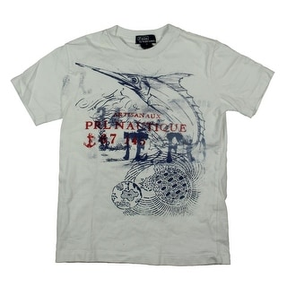Polo Ralph Lauren Boys Graphic T-Shirt - 7