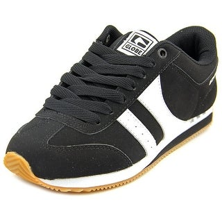 Globe Pulse Men Round Toe Suede Skate Shoe