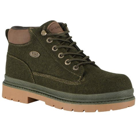 Lugz Mens Drifter Peacoat Casual Boots Boots